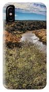 Pedernales River In Autumn IPhone Case