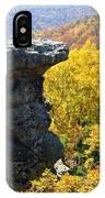 Pedestal Rock IPhone Case
