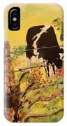 Peek A Moo IPhone Case