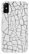Peeling Paint Four IPhone Case