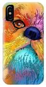Pekingese IPhone Case