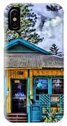 Pele's Lanai Island Hawaii IPhone Case