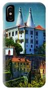 Pena National Palace - Sintra IPhone Case
