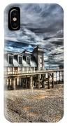 Penarth Pier 6 IPhone Case