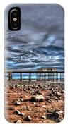 Penarth Pier 7 IPhone Case