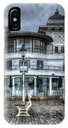 Penarth Pier Pavilion 2 IPhone Case
