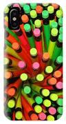 Pencil Blossom IPhone Case