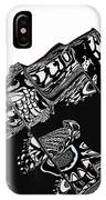 Penguin In The North Pole 12 IPhone Case