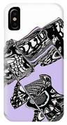 Penguin In The North Pole 5 IPhone Case