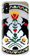 Pennsylvania Dutch Hex 13 IPhone Case