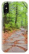 Pennsylvania Hiking Trail IPhone Case