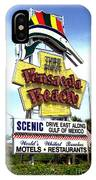 Pensacola Beach Sign IPhone Case