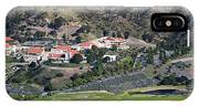 Pepperdine University On A Hill IPhone X Case