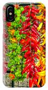 Peppers For Sale IPhone Case