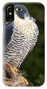 Peregrine Falcon IPhone X Case