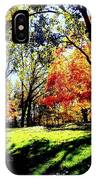 Perfect Picnic Spot IPhone Case