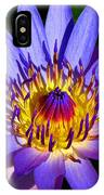 Perfect Water Lily IPhone Case