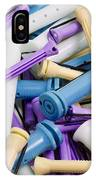 Perm Rods 5 IPhone Case