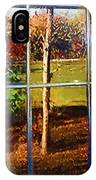 Perspective On Fall  IPhone Case