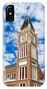 Perth Town Hall IPhone Case