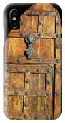 Peruvian Door Decor 17 IPhone Case