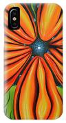Petal To The Mental IPhone Case