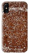 Petals Surround Metal IPhone Case