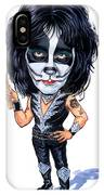 Peter Criss IPhone Case