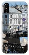 Peterburg Summer IPhone Case