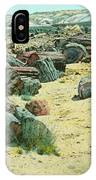 Petrified Forest IPhone Case