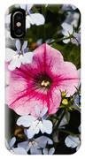 Petunia And Friends IPhone Case