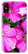 Petunia Rhapsody IPhone Case