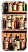Pharmacy - The Medicine Shelf IPhone Case