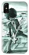 Phil Lynott In Howth IPhone Case