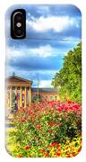 Philadelphia Art Museum 5 IPhone Case