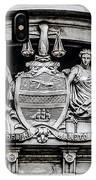 Philadelphia City Hall - City Seal  IPhone Case