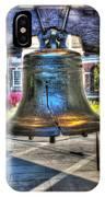 Philadelphia Liberty Bell 1 IPhone Case