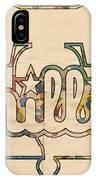 Philadelphia Phillies Logo Art IPhone Case