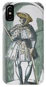 Philip IIi 'the Good' (dijon, 1396 IPhone Case