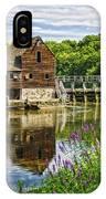 Philipsburg Mill IPhone Case