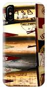 Phillies Pennants IPhone Case