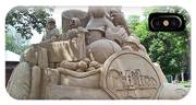 Phillies Sandsculpture IPhone Case