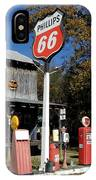 Phillips 66 With The Ranchero IPhone X Case