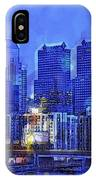Philly Blue IPhone Case