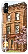 Philly Fairmount View Two IPhone Case