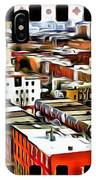 Philly Filmstrip IPhone Case