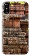 Phimeanakas Temple Steps IPhone Case