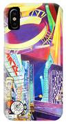 Phish New Years In New York Left Panel IPhone Case