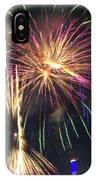 Phoenix Resurrection IPhone Case