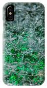 Phone Case - Liquid Flame - Green 2 - Featured 2 IPhone Case